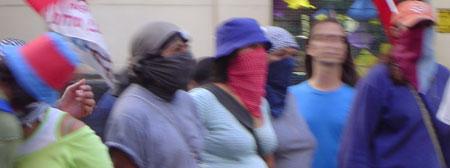 women social militants